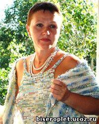 Светлана Бацилева - бисероплет!