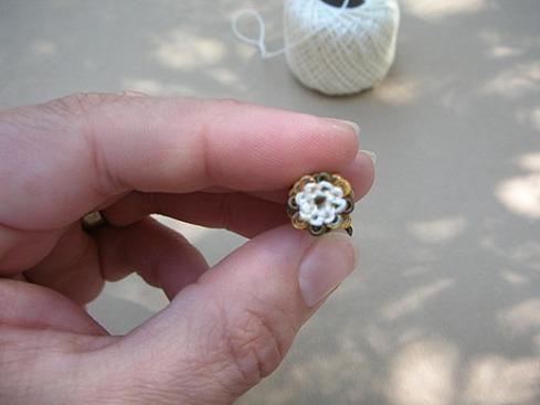 Вязание бисерного жгута крючком - 26