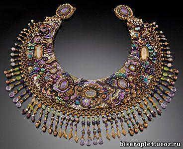 Богатое ожерелье